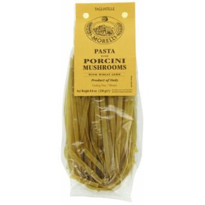 Morelli Wheat Germ Tagliatelle, Porcini Mushroom, 8.8 Ounce