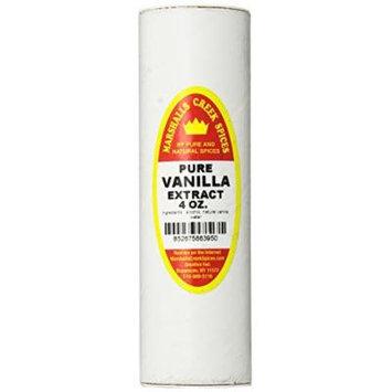 Marshalls Creek Spices, Pure Vanilla Extract, 4 Ounce