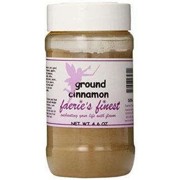 Faeries Finest Ground Cinnamon, 4.60 Ounce