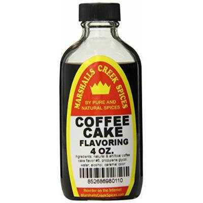 Marshalls Creek Spices Flavoring, Coffee Cake, 4 Ounce