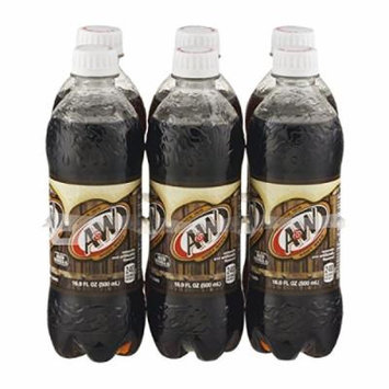 A&W Root Beer, 16.9 oz Bottle (Pack of 24)
