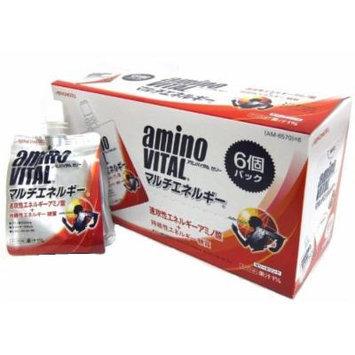 Six Amino Vital Jelly Multi-energy Drink 180g