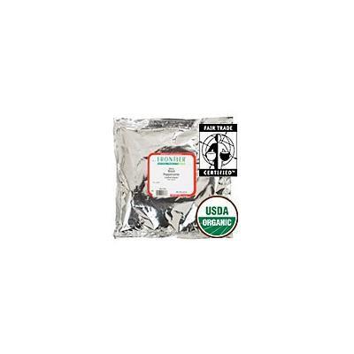 Frontier Bulk Mango Green Tea C02 Decaf., Organic, Fair Trade Certified, 1 Lb. Package