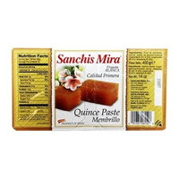 Sanchis Mira Membrillo (Quince) Just arrived from Spain. 7 oz.