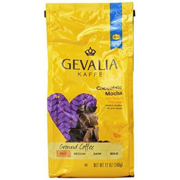 Gevalia Kaffe Chocolate Mocha Ground Coffee12 oz