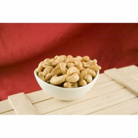 Roasted Whole Cashews, 10LBS