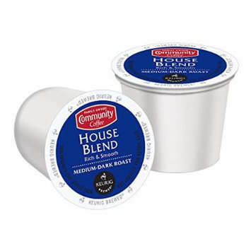 Community Coffee House Blend, K-Cup for Keurig Brewers, 12 Count (Pack of 3)