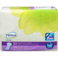 TENA Serenity Overnight Ultimate Pads, 30 Count