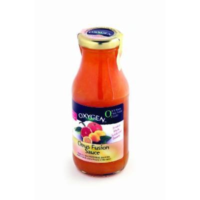 Oxygen Citrus Fusion Sauce 8.8 Floz, Pack of 4 / Kosher