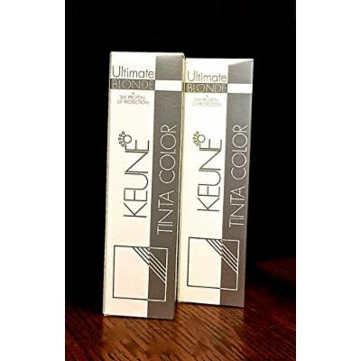 Keune Tinta Ultimate Blonde Special, Natural Blonde 1000 , 2.1 oz