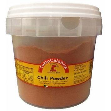 Tutto Calabria Peperoncino in Polvere Calabrian Chili Powder 1.5 Kg (52.9 Oz) Tub