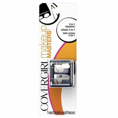 COVERGIRL Makeup Masters 3 in 1 Pencil Sharpener