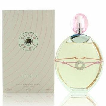Silver Spirit By Johan.b for Women 3.4 Oz Eau De Parfum Spray by Johan