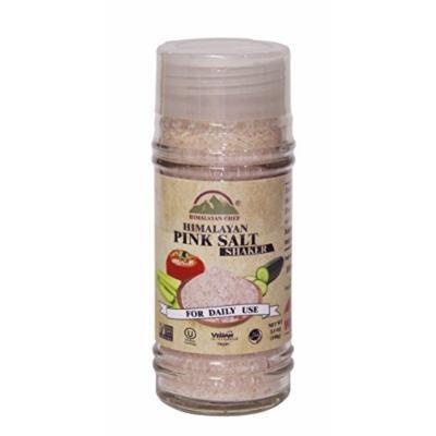 WBM Himalayan Chef Pink Fine Salt Shaker, 3.5 Ounce