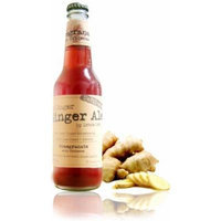Bruce Cost Fresh Ginger Ale Pomegranate Hibiscus - Case of 12