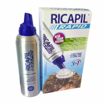 Ricapil Rapid Helps Prevent Hair Lost & Regrowth 200 Ml #H009
