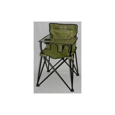 Portable Travel High Chair - Color: Sage