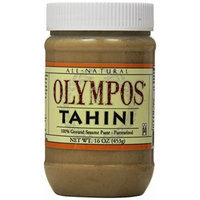Olympos Tahini, 1-Pounds (Pack of 3)