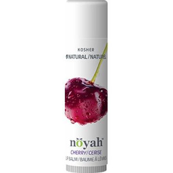 Noyah Natural Lip Balm, Cherry, 1 Stick