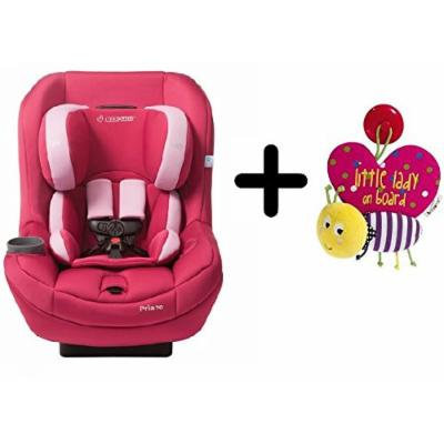Maxi-Cosi 2015 Pria 70 Convertible Car Seat - Sweet Cerise + Free Mamas & Papas Babyplay Little Lady on Board Sign - Butterfly