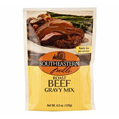 Southeastern Mills Roast Beef Gravy Mix, 4.5 Oz. Package (Case of 24)
