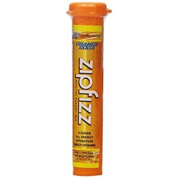 Zipfizz Healthy Energy Drink Mix, Orange Soda, 30-count