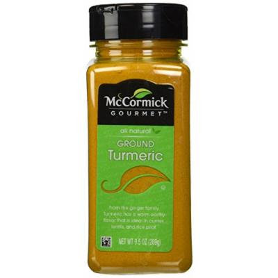 McCormick Ground Turmeric, 9.5oz, Gourmet Collection