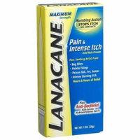 Special Pack of 5 Lanacane Lanacane Maximum Strength Anti-Itch Medication Cream - 1oz X 5