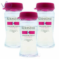 Kerastase Fusio Dose Treatments (3 Vials Set, 12ml Each) (PINK (Color Protection))
