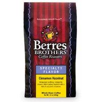 Berres Brothers Cinnamon Hazelnut Whole Bean Coffee 12 oz.