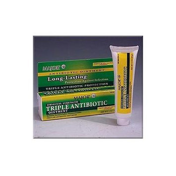 [3 PACK] TRIPLE ANTIBIOTIC FIRST AID OINTMENT 1OZ (PACK OF 3) *COMPARE TO THE EXACT SAME INGREDIENTS AS FOUND IN NEOSPORIN® & SAVE!*