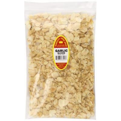 Marshalls Creek Spices Refill Pouch Garlic Sliced Seasoning, XL, 12 Ounce