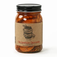 Chipotle Carrots by Brooklyn Brine (16 ounce)