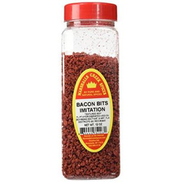 Marshalls Creek Spices X-Large Size Bacon Bits Seasoning, 12 Ounces