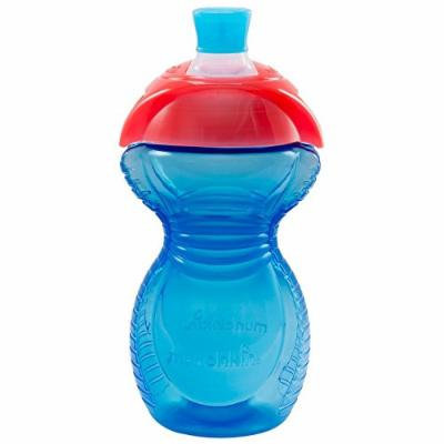 Munchkin Click Lock Bite Proof Sippy Cup, Blue, 9 Ounce, 1-Pack