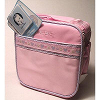 Gerber Baby Cooler Bag- Pink