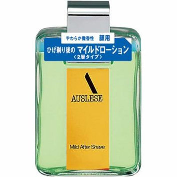 Shiseido Auslese #13 mild aftershave N [Usability mild that held the stimulus] for men --100ml