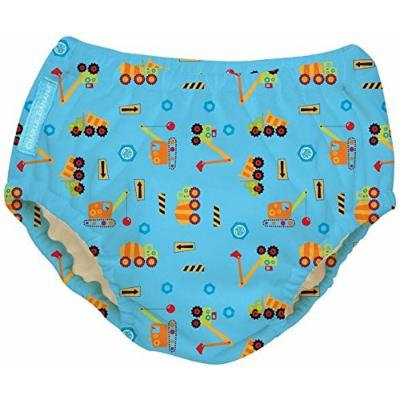 Charlie Banana Best Extraordinary Reusable Swim Diaper (Small, Under Construction)