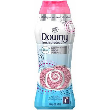 Downy Fresh Protect April In-Wash Odor Shield, 19.5 Ounce