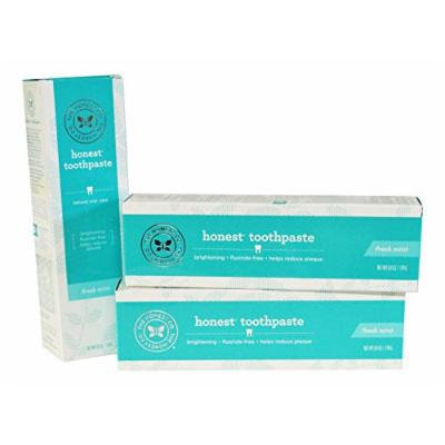 The Honest Co. Toothpaste Fresh Mint