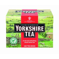 Taylors of Harrogate Yorkshire Tea Bags, 160-Count (Pack of 6)