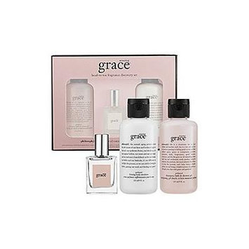 AMAZING GRACE For Women By PHILOSOPHY Gift Set