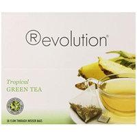 Revolution Tea Tropical Green Tea, 30 Count