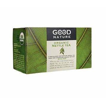 Good Nature Organic Nettle Tea, 1.07 Ounce