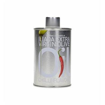 Iliada Kalamata Extra Virgin Olive Oil, 8.5 Fl. Oz. CHILI Flavor