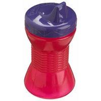 Gerber Graduates BPA Free Fun Grips spill Proof Cup, 10 Ounce, Pink