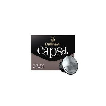 4 Boxes of Dallmayr Espresso Ristretto Capsa Nespresso Capsules, 10 Capsules Each Box
