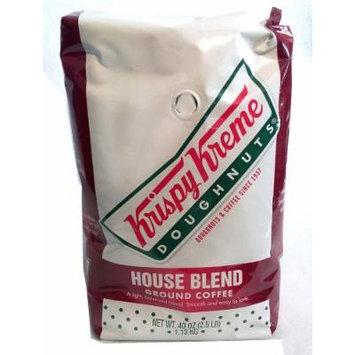 Krispy Kreme Doughnuts House Blend Ground Coffee 2.5 lb.
