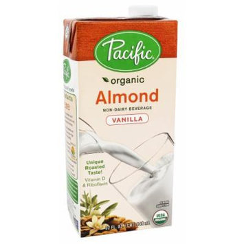 Pacific Natural Foods - Organic Almond Milk Vanilla - 32 oz. (Pack of 2)