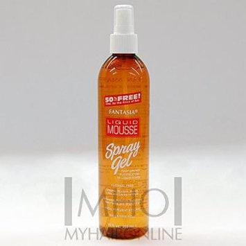 Fantasia Liquid Mousse Spray Gel 12oz